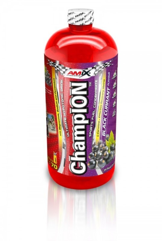 Amix Champion ™ Sports Fuel 1000ml - Fruit punch