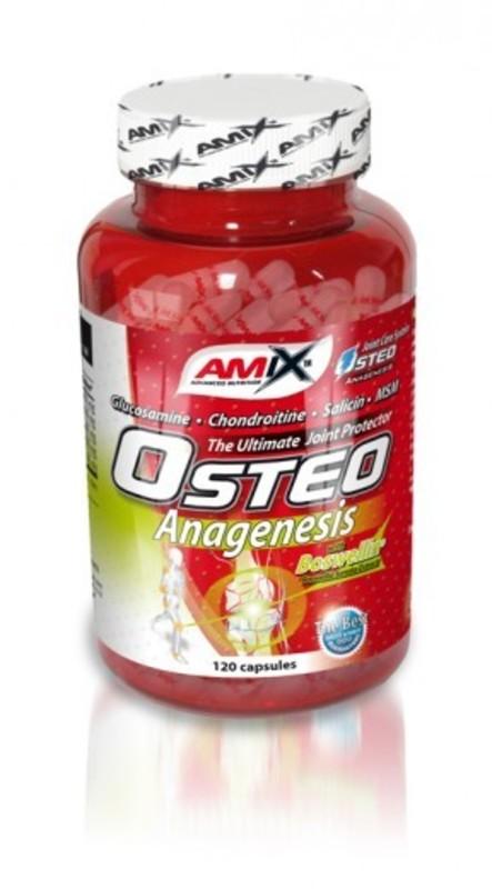 Amix Osteo Anagenesis - 120 kapsúl
