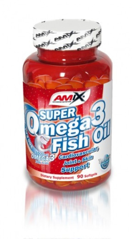 Amix Super Omega3 90 softgels