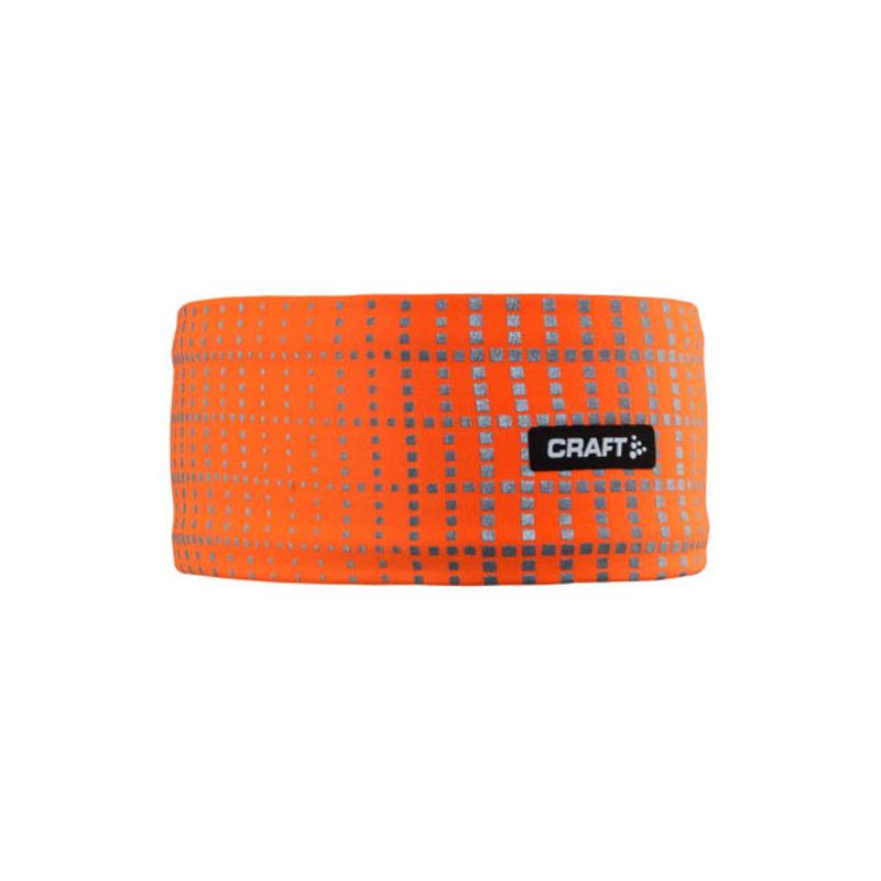 Čelenka CRAFT Brilliant 2.0 1904303-2576 - oranžová S-M