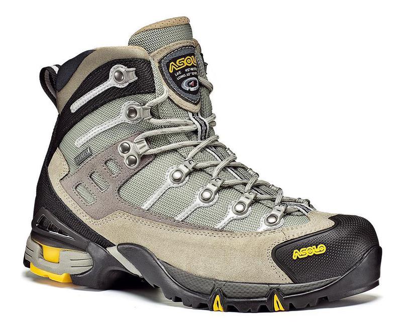 Topánky Asolo Atlantis GTX 200 sivá