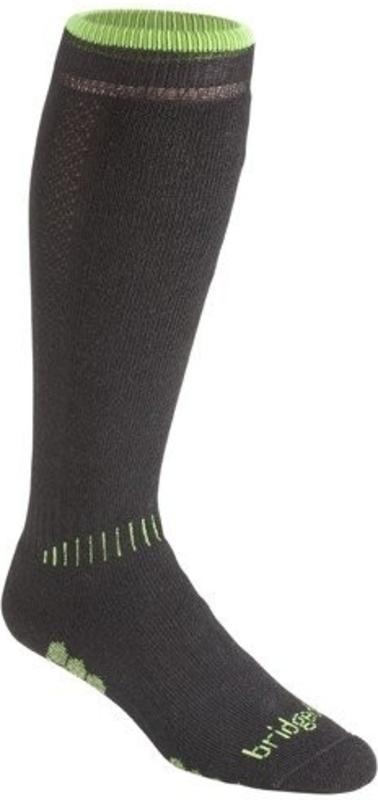 Ponožky Bridgedale Ski 845 black 6,5-9