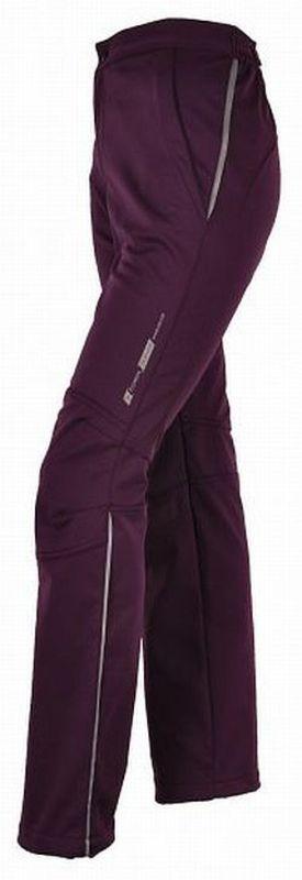 Dámske softshellové nohavice Silvini Mia WP319 purple M