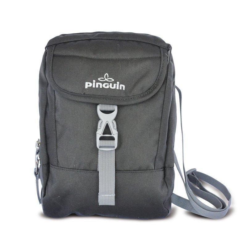 Ľadvinka Pinguin Handbag L Black