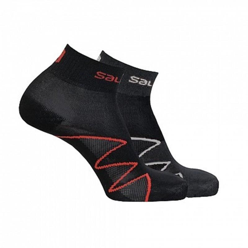 Ponožky Salomon XA PRO 2 PACK 351564 M (39-41)
