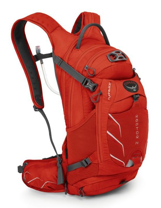 Batoh Osprey Raptor 14 Red Pepper