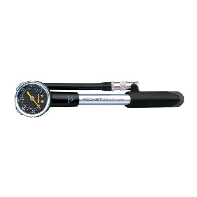 Pumpa na tlmič Topeak Pocket Shock DXG TPSMB-DX