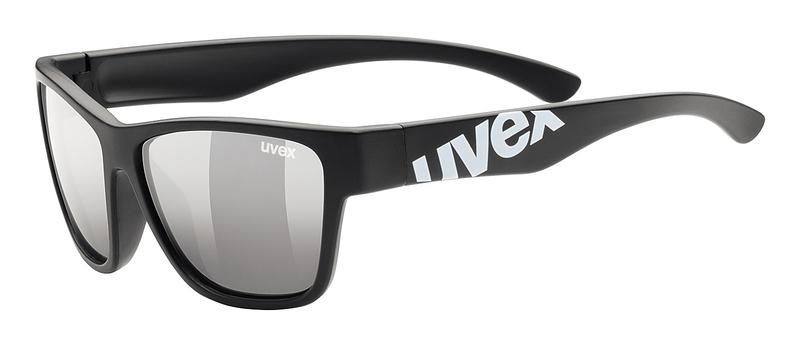 Slnečný okuliare Uvex Sportstyle 508 Black Mat (2216)