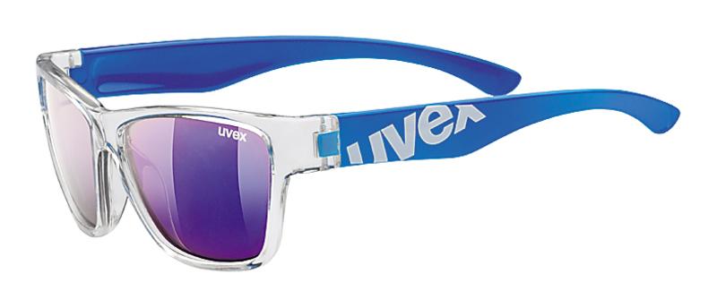 Slnečný okuliare Uvex Sportstyle 508 Clear Blue / Mirror Blue (9416)