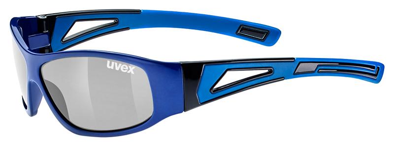 Detské športové okuliare Uvex Sportstyle 509 blue (4416)