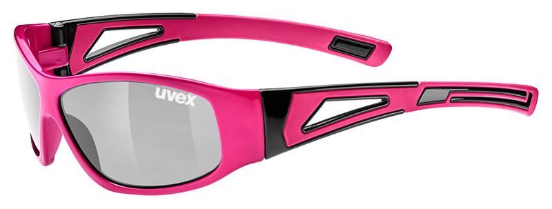 Detské športové okuliare Uvex Sportstyle 509 pink (3316)