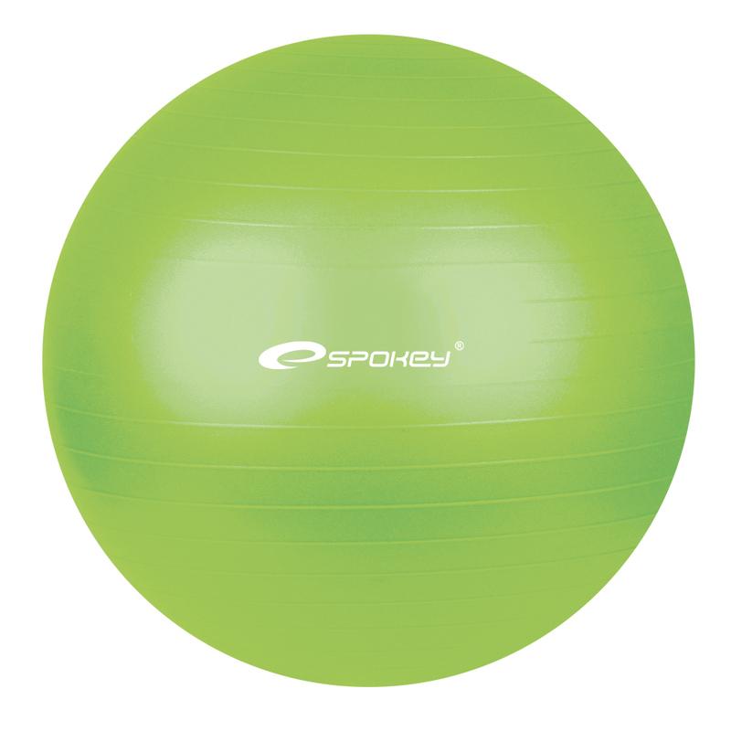 Gymnastický lopta Spokey FITBALL zelený 55 cm