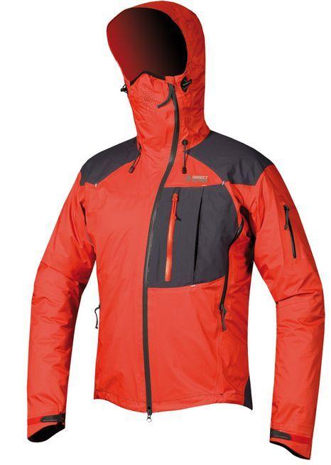 Bunda Direct Alpine Guide 5.0 red / anthracite XL