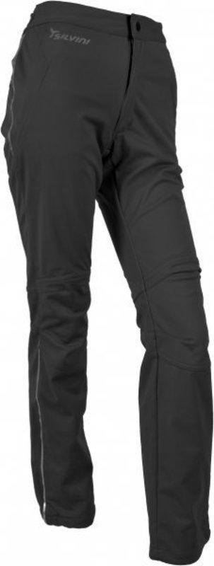 Dámske softshellové nohavice Silvini Mia WP319 charcoal M