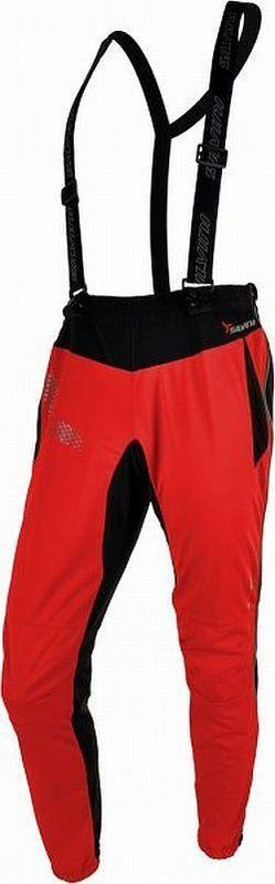 Pánske softshell nohavice Silvini Pro Forma MP322 red XXL