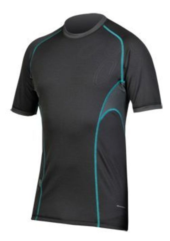 Tričko Direct Alpine TC Shirt Long Man Black