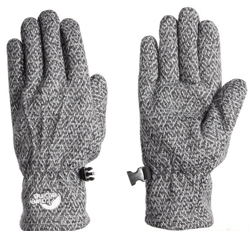 Rukavice Lowe Alpine Oxford Glove Women's charcoal M