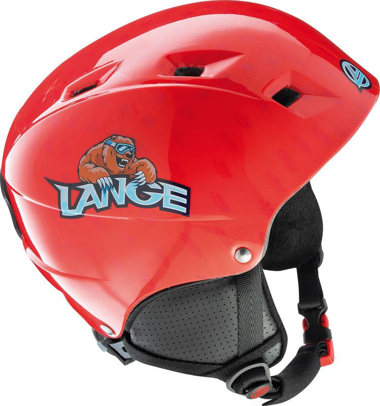 Lyžiarska helma Lange team Jr. LK2H502