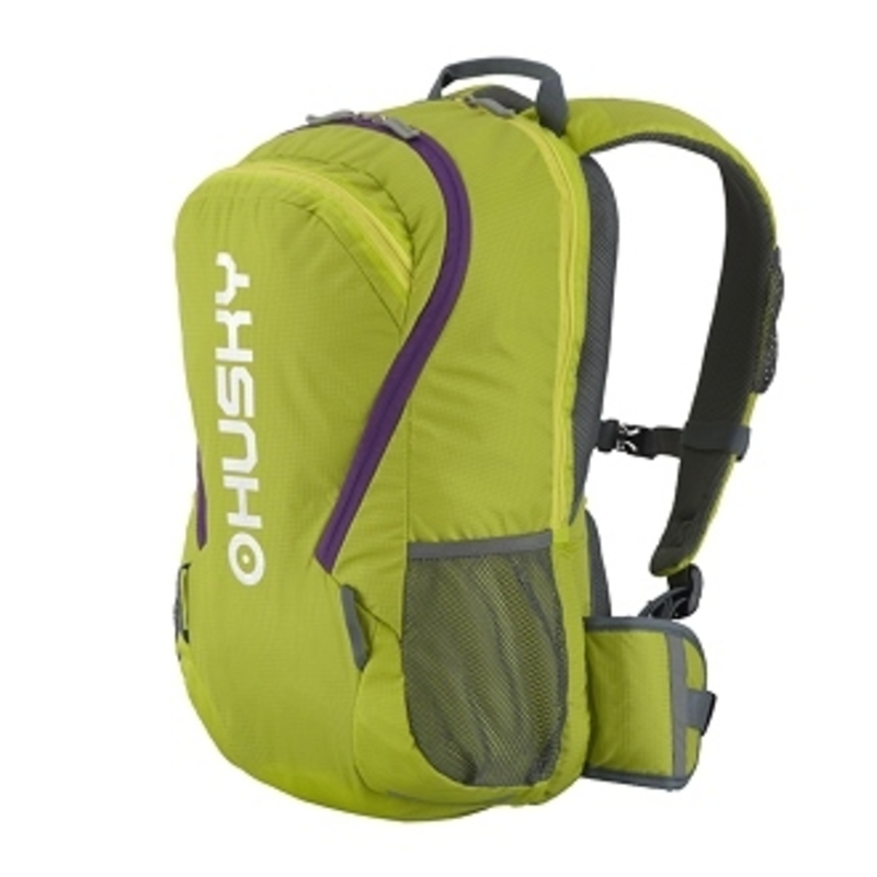 Batoh Husky Cyklo & InLine Boost - zelená