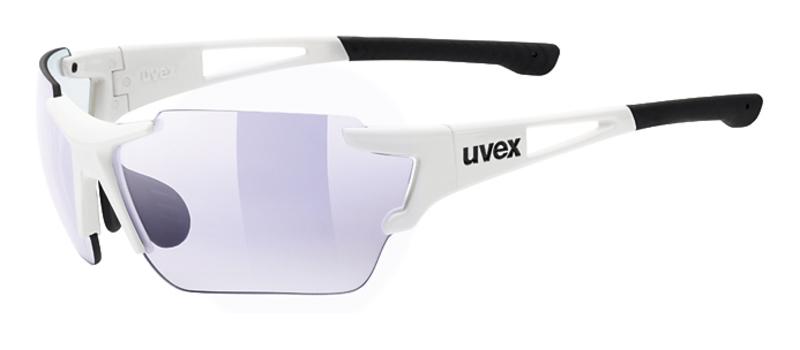 Športové okuliare Uvex SPORTSTYLE 803 RACE VM White (8803)