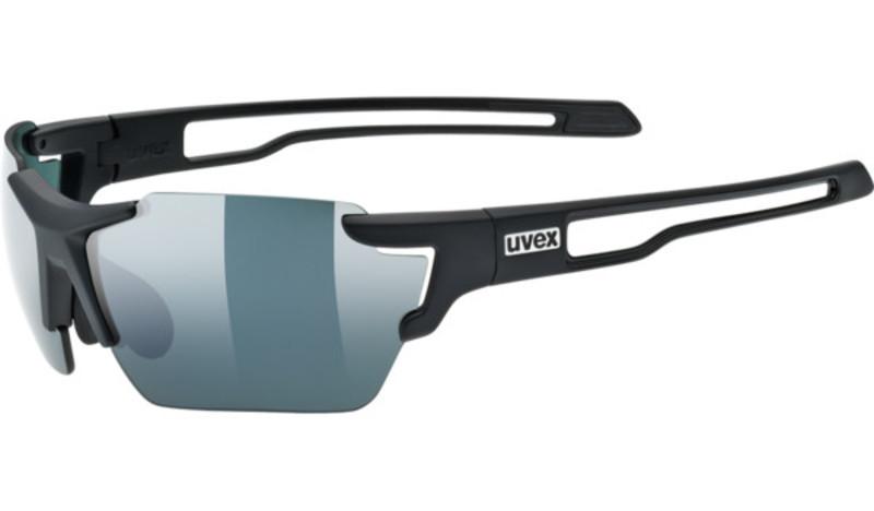b7b300030 Športové okuliare Uvex SPORTSTYLE 803 SMALL CV (ColorVision), Black Mat  (2290)