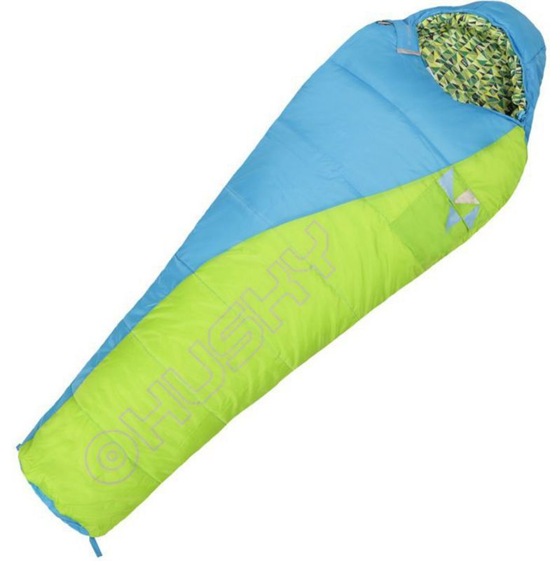 Spacie vrece Husky Kids Merlot New -10°C zelená