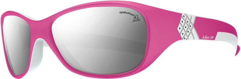 Slnečný okuliare Julbo Solan SP4 Baby dark pink / grey