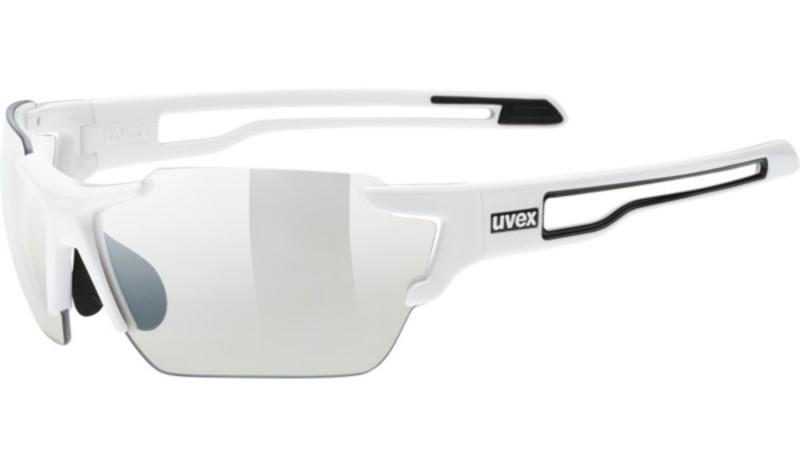 Športové okuliare Uvex SPORTSTYLE 803 SMALL VARIO, White (8801)