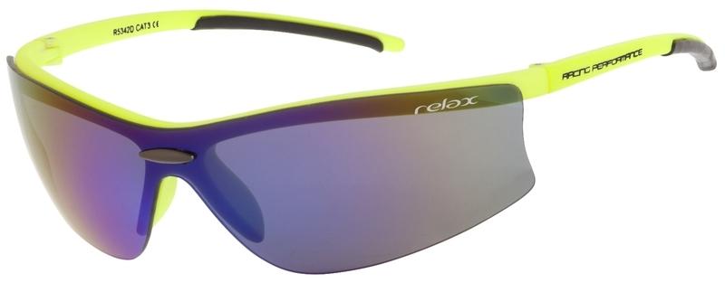 Športové slnečné okuliare Relax Poggy R5342D