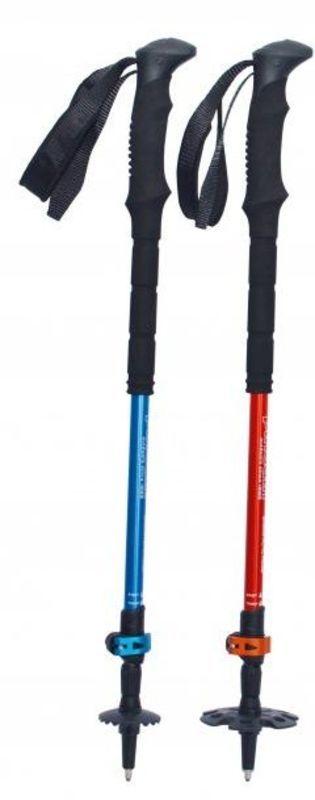Trekové palice Pinguin Shock FL / TL Foam Blue
