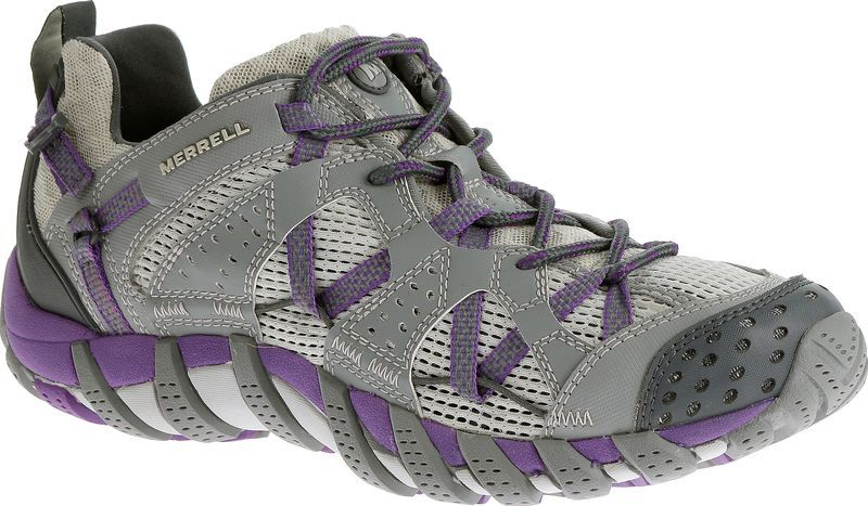 Topánky Merrell WATERPRO MAIPO grey / royal lilac J65236