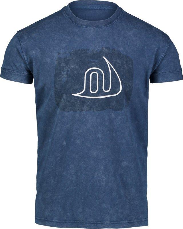 Pánske bavlnené tričko NORDBLANC overty NBSMT6804_MHZ XL