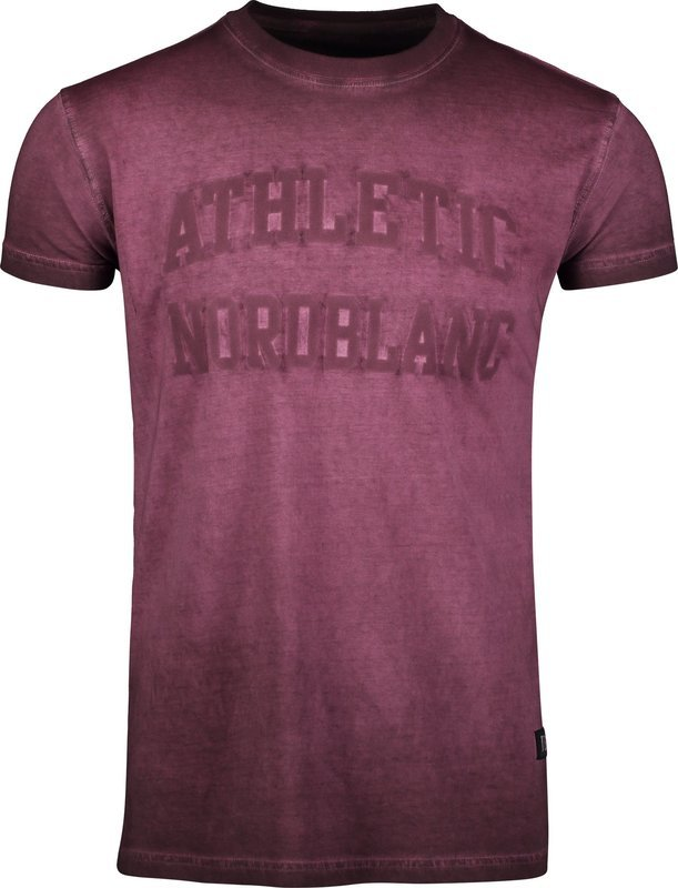 Pánske bavlnené tričko NORDBLANC Rivalry NBSMT6808_ZPV XL