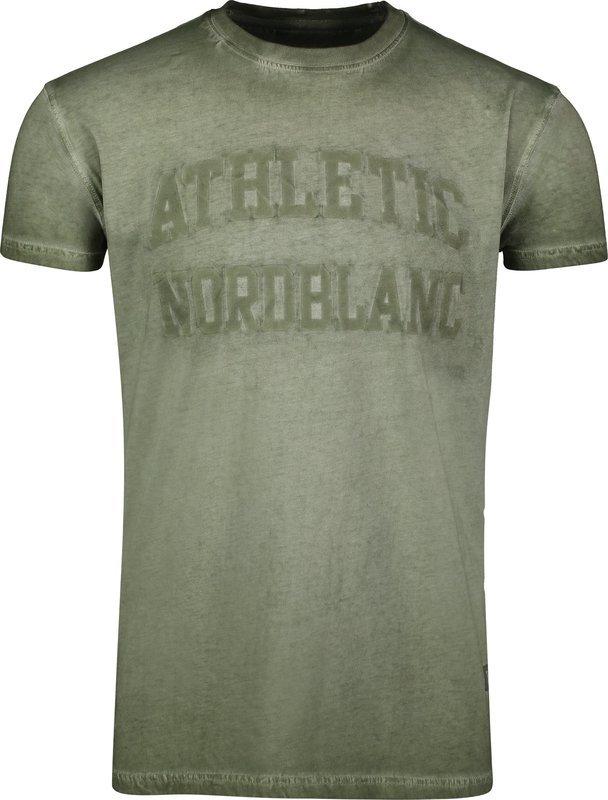Pánske bavlnené tričko NORDBLANC Rivalry NBSMT6808_ZSA XL