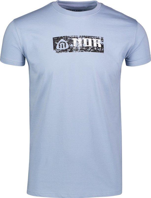 Pánske bavlnené tričko NORDBLANC Beeline NBSMT6809_MRS XL