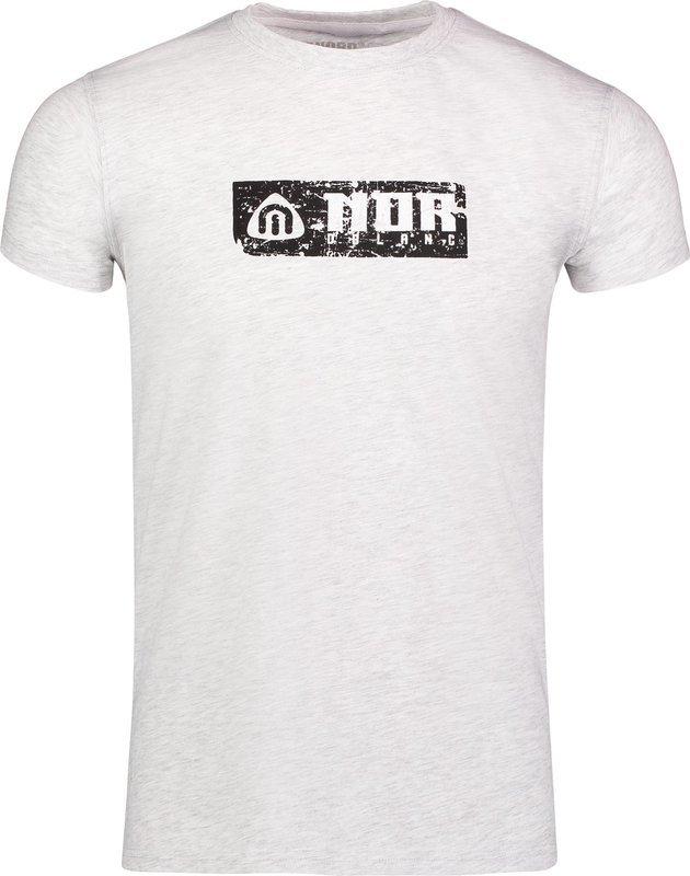Pánske bavlnené tričko NORDBLANC Beeline NBSMT6809_SSM XL