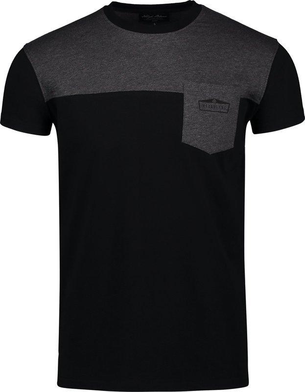 Pánske bavlnené tričko NORDBLANC Zoot NBSMT6810_CRN XL
