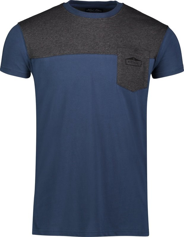 Pánske bavlnené tričko NORDBLANC Zoot NBSMT6810_MHZ XL