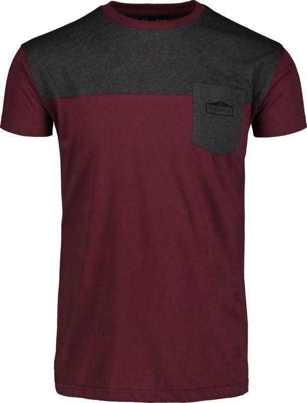 Pánske bavlnené tričko NORDBLANC Zoot NBSMT6810_ZPV XL
