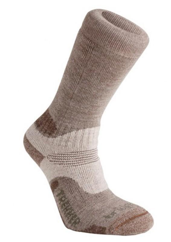 Ponožky Bridgedale CoolFusion TrailBlaze 908 chino / rope 9,5-12
