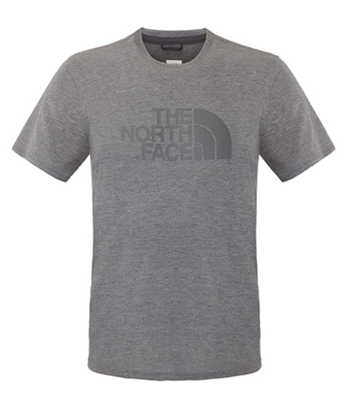 Tričko The North Face M SS GRAP REAXION CREW CBD2054 L
