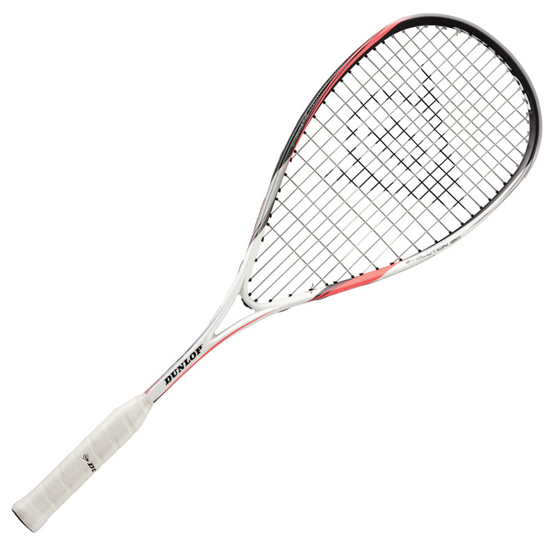 Squashová raketa DUNLOP BIOMIMETIC II EVOLUTION 120 773092