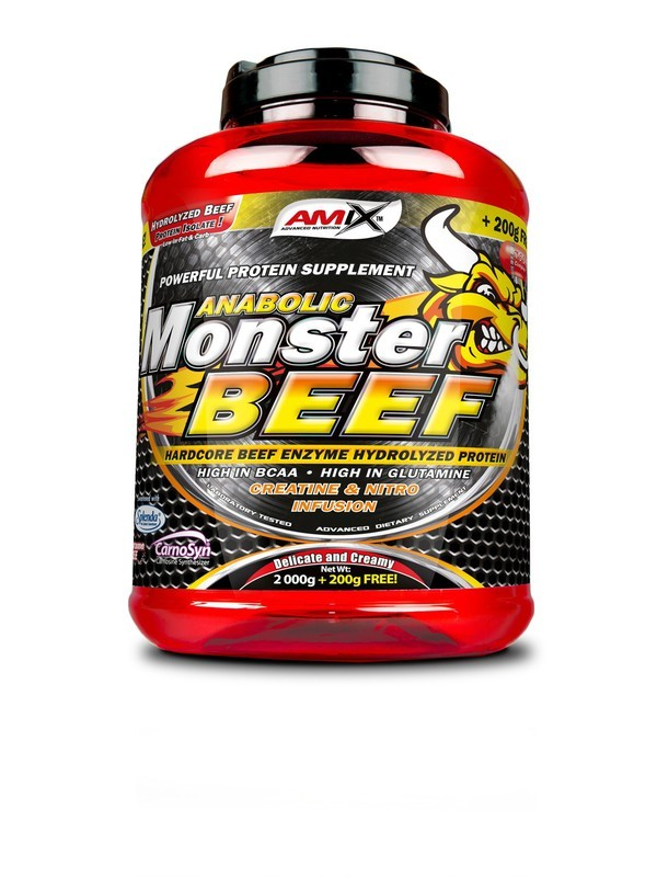 Amix Anabolic Monster Beef - Lesné ovocie