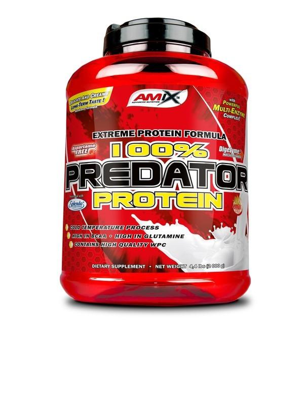 Amix 100% Predator ® - Jablko-Škorica