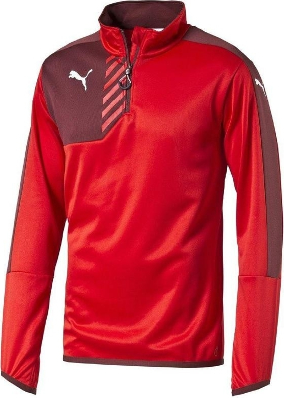 Tričko Puma Mestre 1 4Zip Training 654370011 L