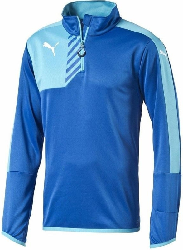 Tričko Puma Mestre 1 4Zip Training 654370021 M