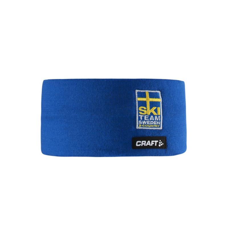 Čelenka CRAFT Ski Team Voyage 1904386-2336 - modrá L-XL
