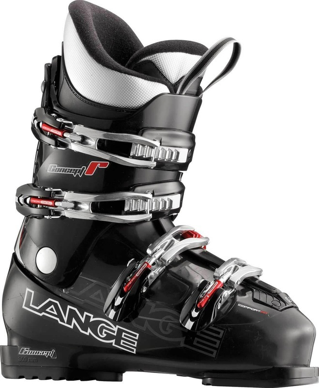 Lyžiarske topánky Lange Concept RTL LB13420
