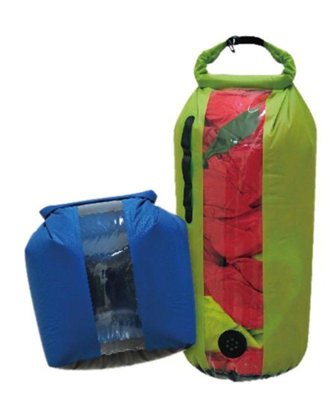 Nepremokavý vak Yate Dry Bag 10L s oknom M