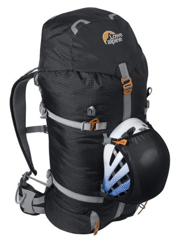 Vak Lowe Alpine Helmet Holder BL black